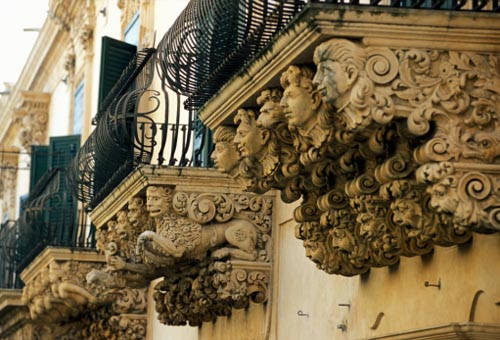 E – Barocco Ibleo: Noto e Avola