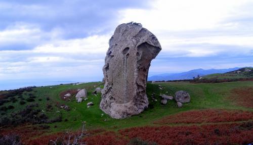 1 – Megaliti dell'Argimusco e Bosco di Malabotta